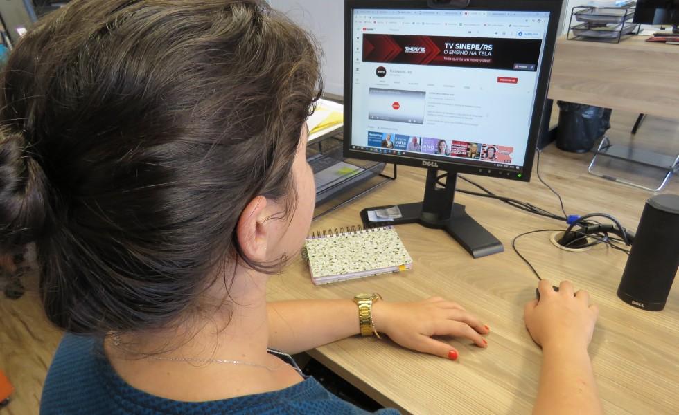 Importância do marketing educacional é tema de novo vídeo na TV SINEPE/RS